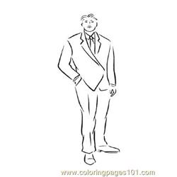 Fashion157 coloring page