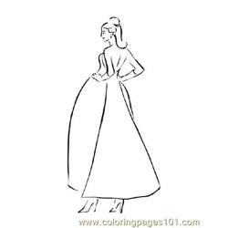 Fashion164 coloring page