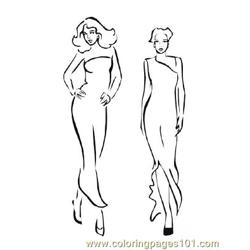 Fashion176 coloring page