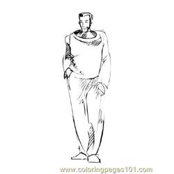 Fashion186 coloring page