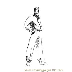 Fashion188 coloring page