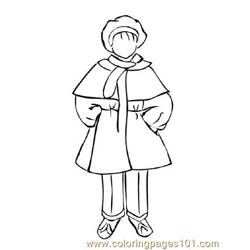 Fashion214 Free Coloring Page for Kids