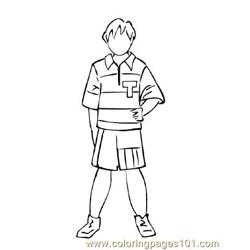 Fashion219 Free Coloring Page for Kids