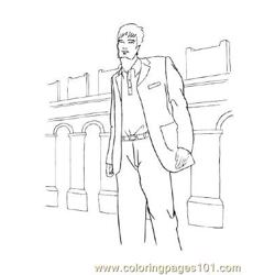 Fashion95 Free Coloring Page for Kids