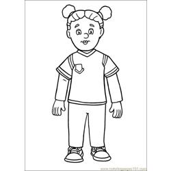 Fireman Sam 20 Free Coloring Page for Kids