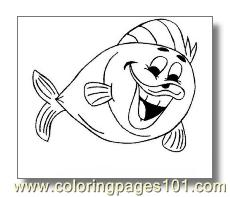 Fish Coloring Pages12 Coloring Page
