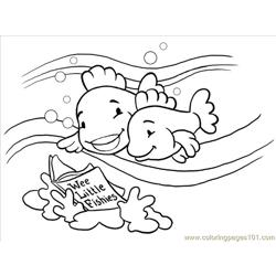 Storytimefish Big Free Coloring Page for Kids