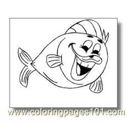 Fish Coloring Pages12
