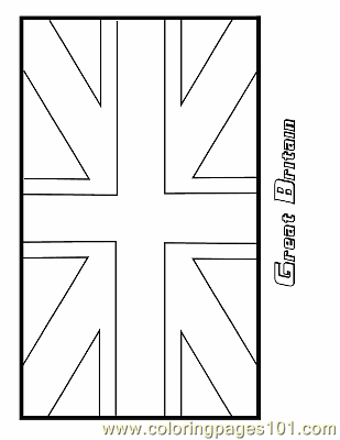 britain coloring pages - photo#6