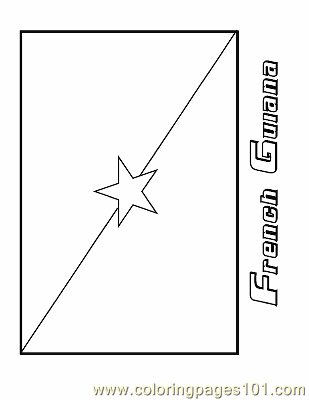 french flag coloring pages - photo#33