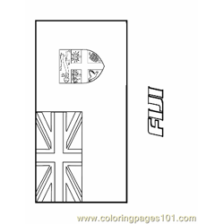 Colombia coloring page free flags coloring pages for Fiji coloring pages
