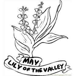05 May   Lily Of Valley 1