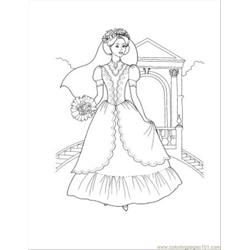 Princess Coloring Pages 63