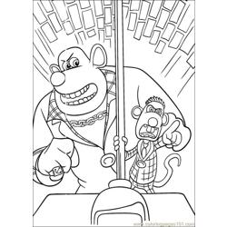 Flushed Away Coloring Pages (11)