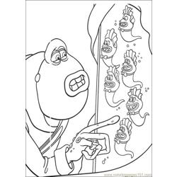 Flushed Away Coloring Pages (8) Free Coloring Page for Kids