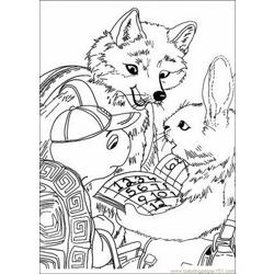 Franklin 04 coloring page