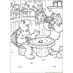 Franklin 09 coloring page