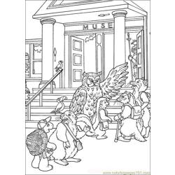 Franklin10 coloring page