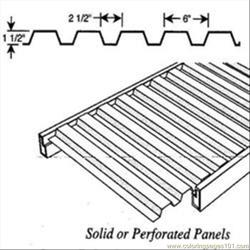 Metal Pallet coloring page