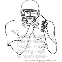 Football Player 1