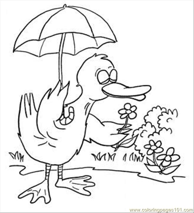 K In The Garden Coloring Page Coloring Page - Free Garden Coloring ...