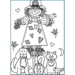 Fall Coloring Pages1