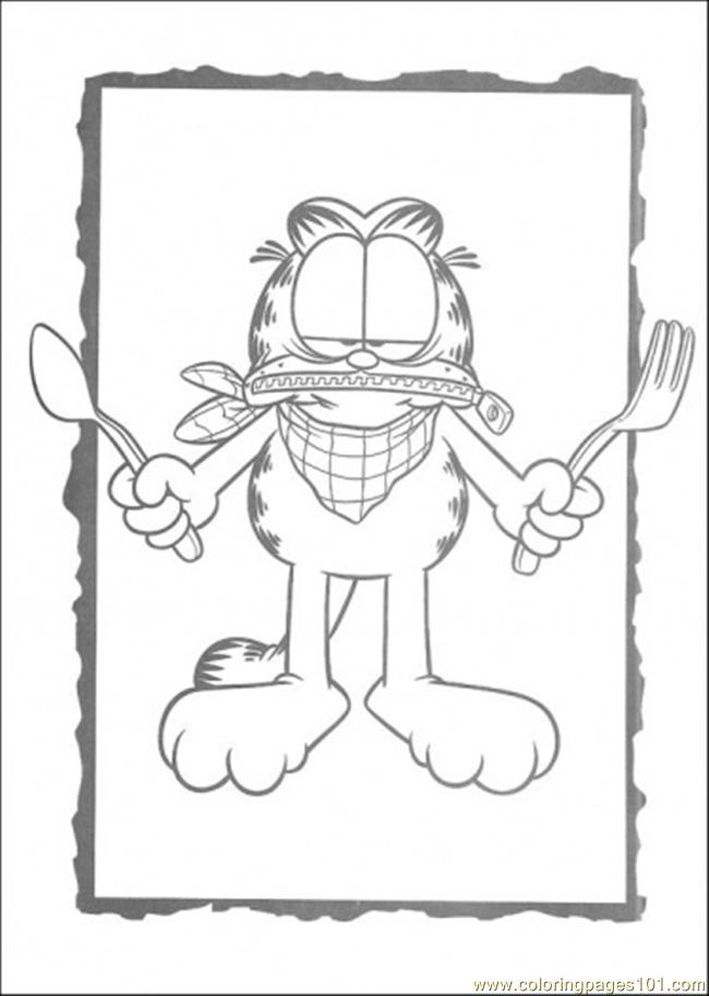 Picture Of Garfield