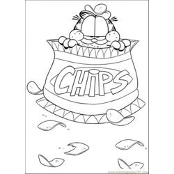 Chips Garfield