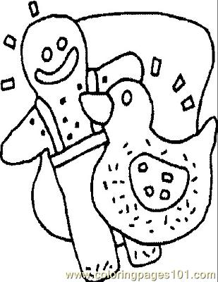 Cookies1 Coloring Page