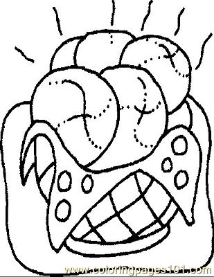 Rolls Printable Coloring Page For Kids And Adults