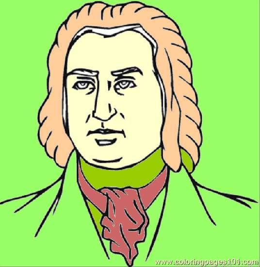 baby bach coloring pages - photo #37
