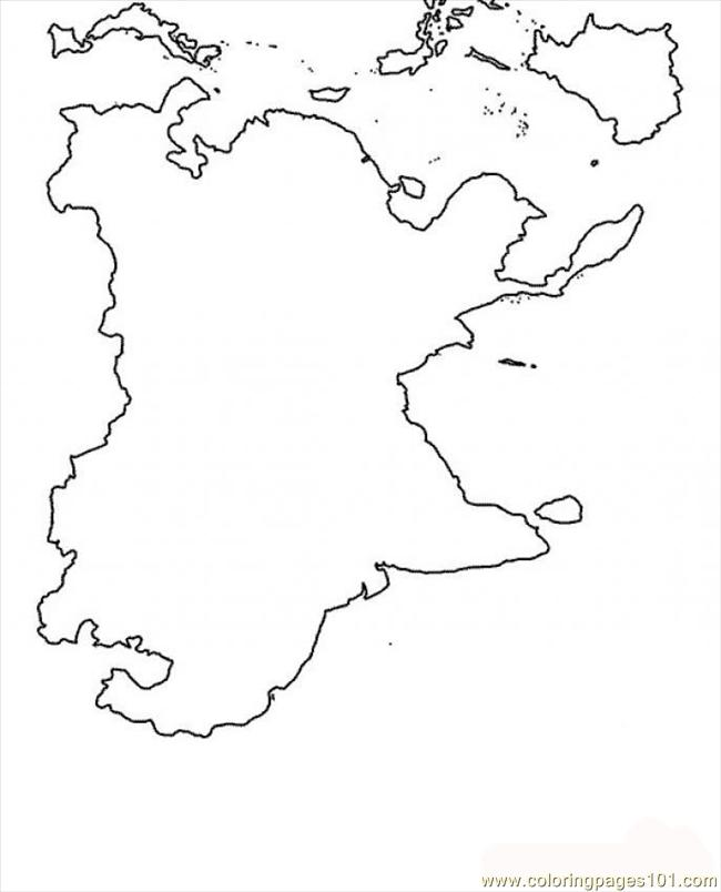 Map Coloring Page Source 7ij Coloring Page - Free Greece Coloring ...