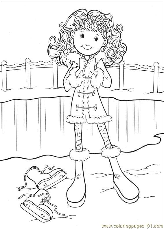 Groovy Girls 44 Coloring Page