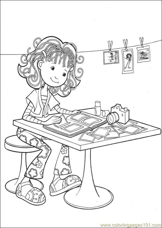 Groovy Girls coloring pages on Coloring-Book.info | 794x567