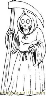 Halloween 54 Coloring Page
