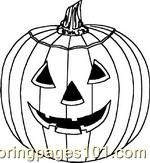 Halloween 61 Coloring Page