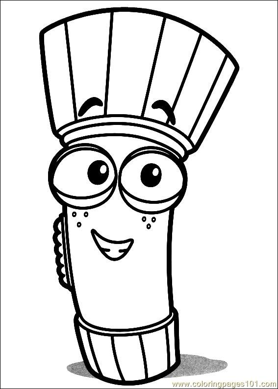 Handy Manny 47 Coloring Page