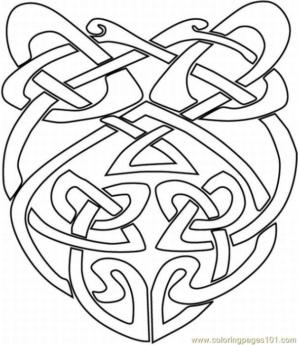 Designs 2 Lrg Coloring Page