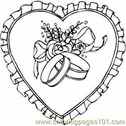 Heart With Ornament
