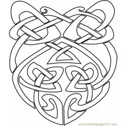 Designs 2 Lrg Free Coloring Page for Kids