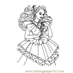 Heart16 coloring page