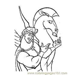 Hercules 6 coloring page