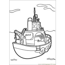 Higglytown Heroes 24 coloring page