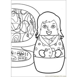 Higglytown Heroes 25 coloring page