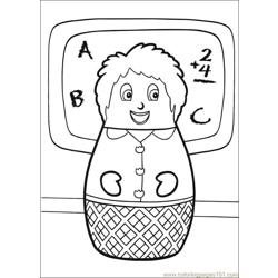 Higglytown Heroes 27 coloring page