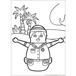 Higglytown Heroes 28 Free Coloring Page for Kids