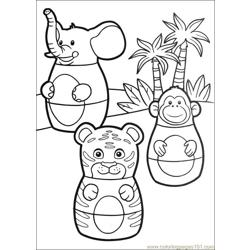 Higglytown Heroes 29 Free Coloring Page for Kids