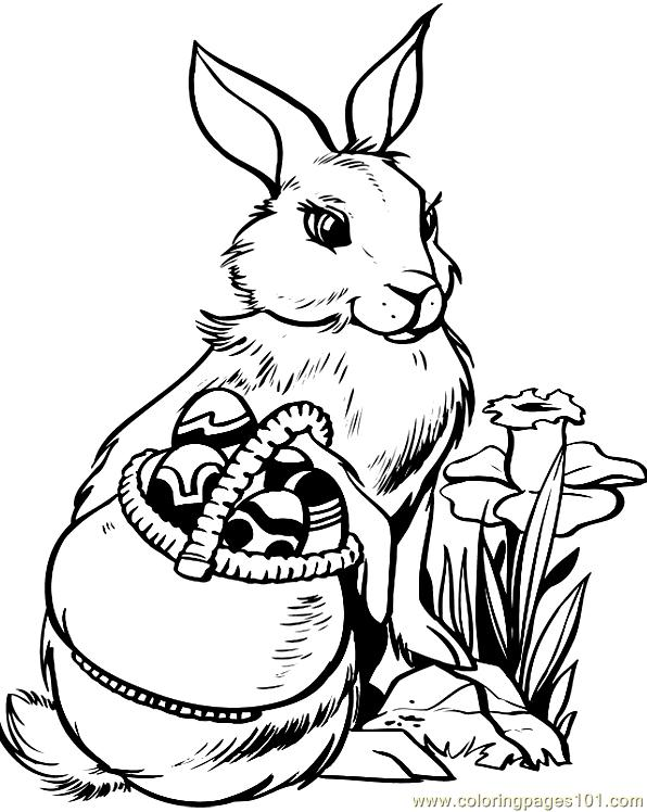 Easter (5) Coloring Page