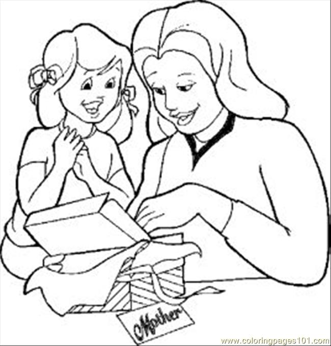 Coloring Pages For Kids 2 Med Coloring Page