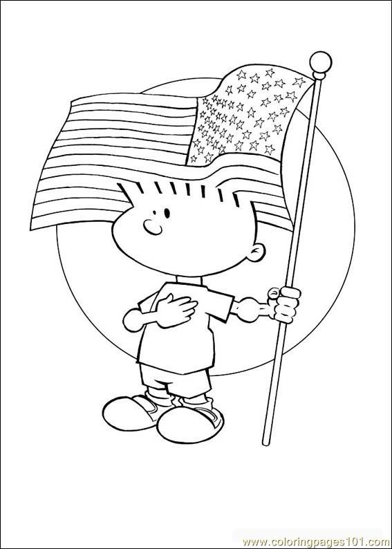 Fourthofjuly 04 Coloring Page